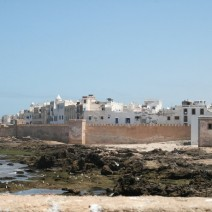 Visiting breezy Essaouira in Morocco