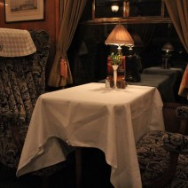 Valentine's Day Dinner on the British Pullman