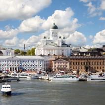 A twin city short break. Helsinki and St Petersburg