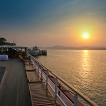 The Road to Mandalay river cruise in Myanmar