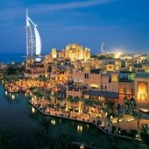 Dazzling Dubai 5 star getaway