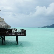 Best paradise island in French Polynesia