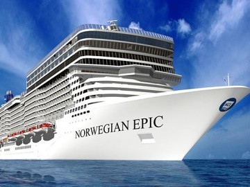 best-cruise-ships-Norwegian Epic