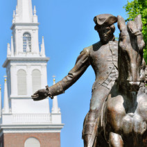 Visit Historic Boston for a great city break