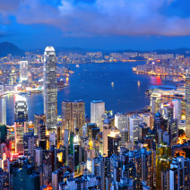 Luxury vacations in Hong Kong