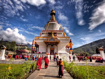 Thimphu bhutan luxury holidays