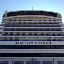 Cruise the Mediterranean aboard the MSC Splendida