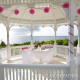 Romantic Gazebo dinners in the Caribbean