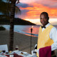 Romantic Gazebo dinners in the Caribbean