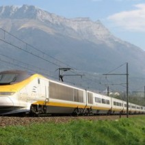 Get the Eurostar from London to Paris