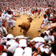 Visit Pamplona for the famous Bull Run