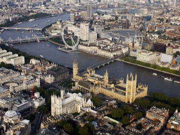 london sightseeing flights