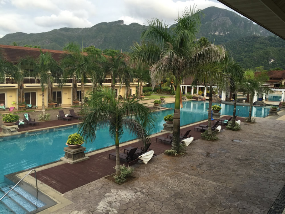 Sheridan Bay resort Palawan review