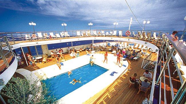 Cruise ship advice