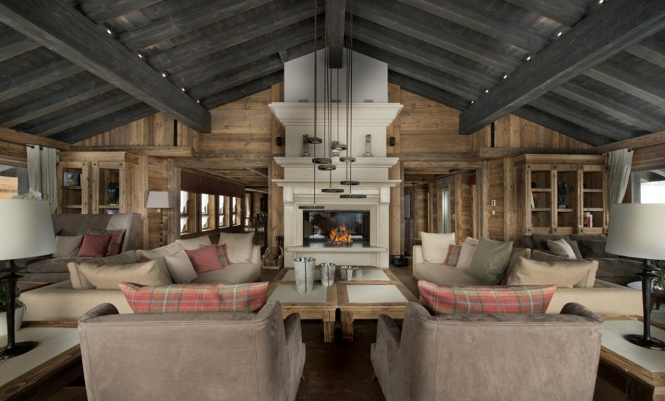 Chalet Edelweiss – Courchevel, France