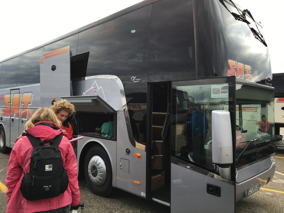 Getting to Tignes for skiing