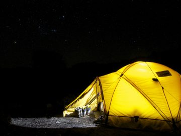 5 Tips for Your First Camping Trip