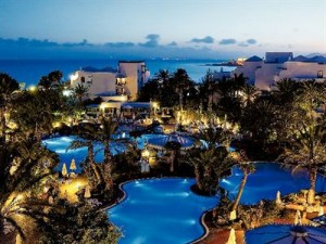 Best swimming pool in Lanzarote