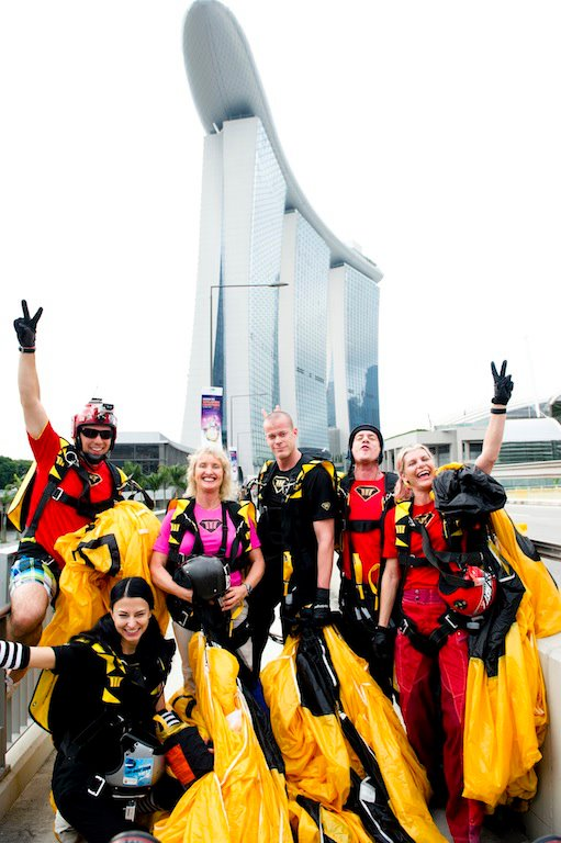 singapore base jumpers