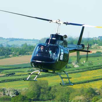 Helicopter sightseeing tours