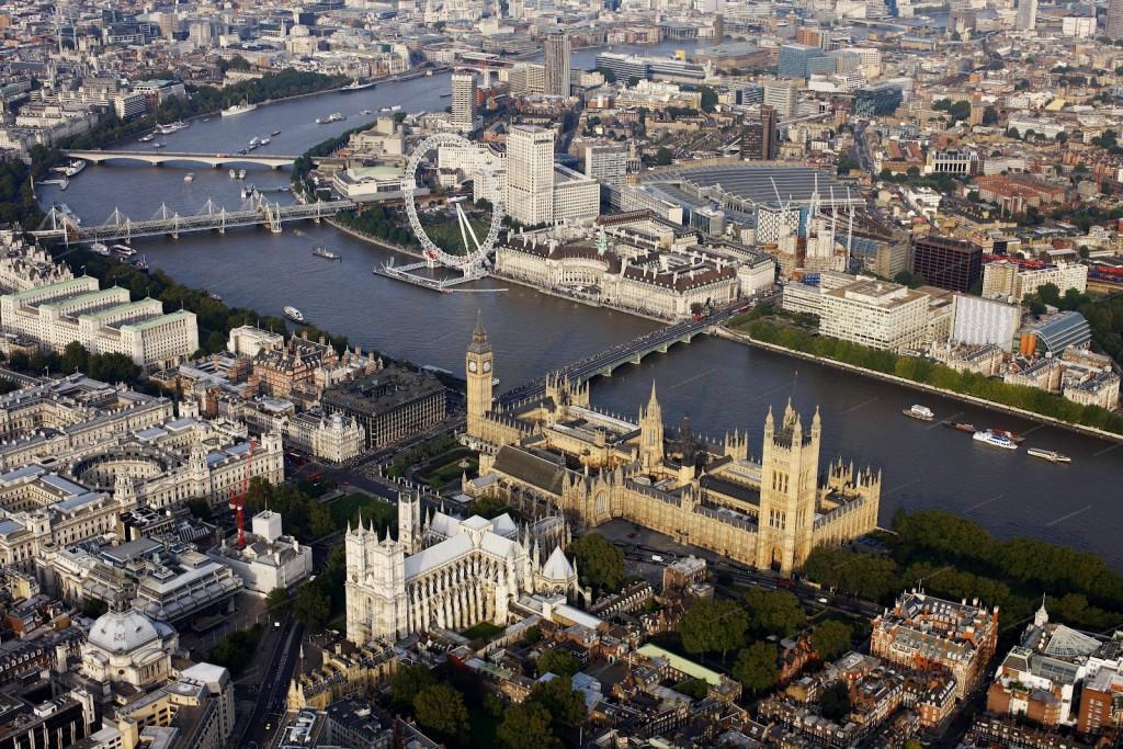 london sightseeing flights