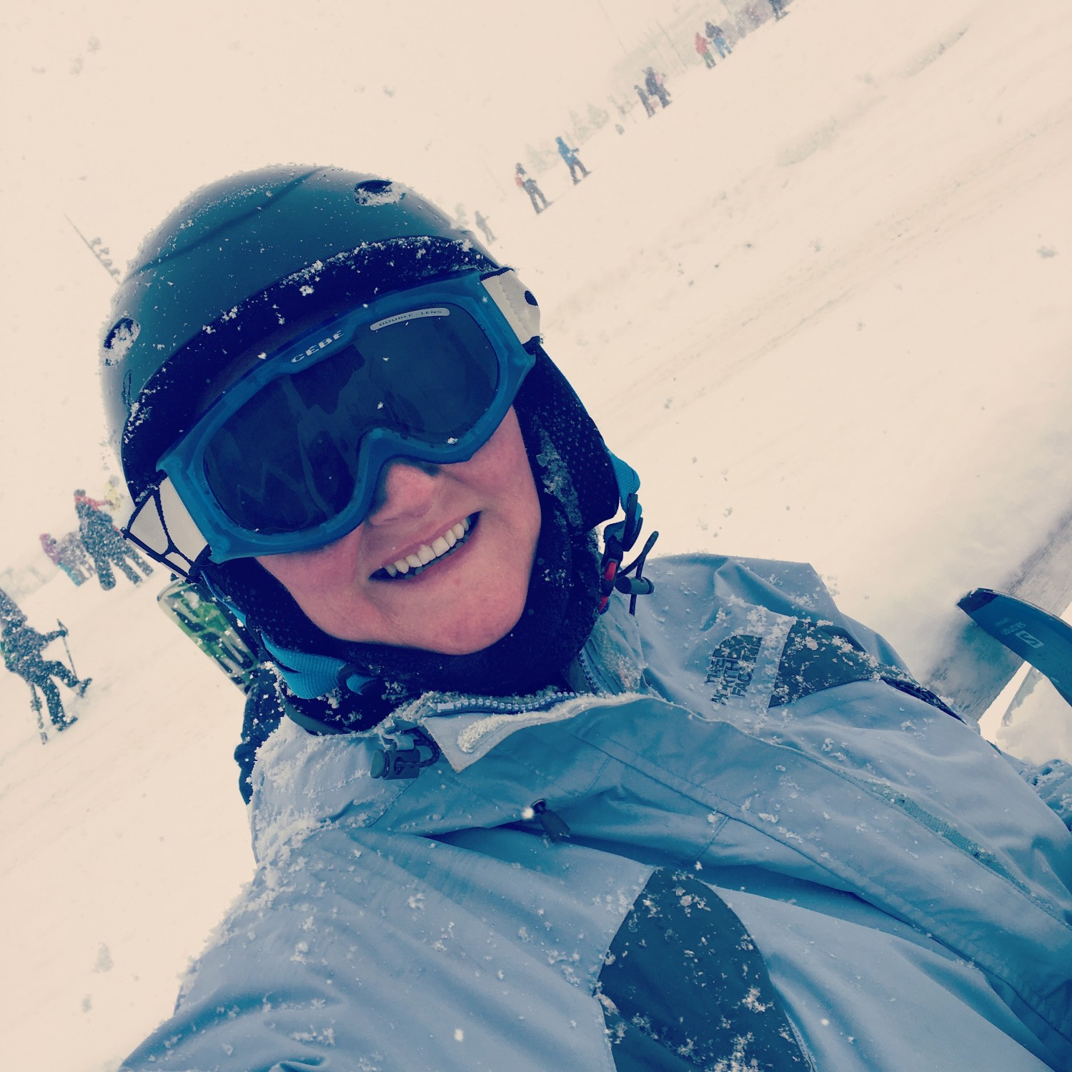 Skiing in Tignes review
