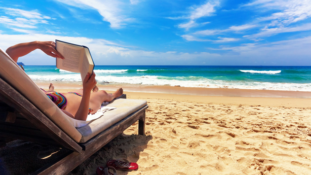 Best books for the beach