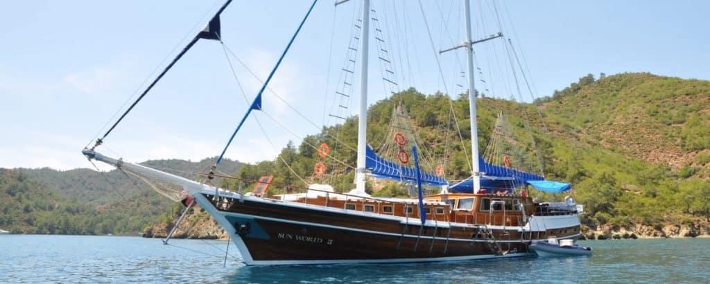 Turkey cruises