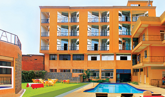 Kigali View Hotel